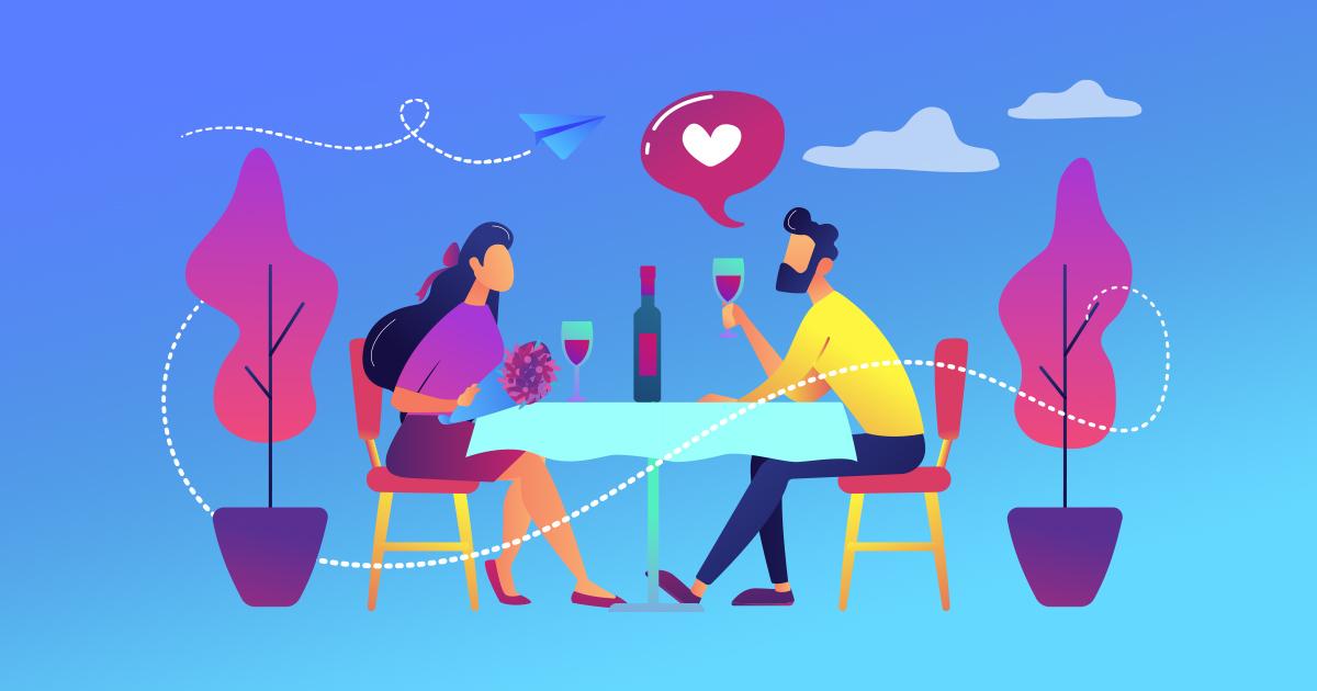 Überrasch deinen Valentin mit einer anonymen SMS!